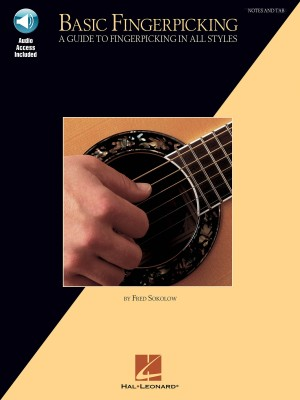 Fred Sokolow: A Guide To Fingerpicking In All Styles