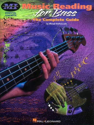Wendi Hrehovcsik: Music Reading for Bass