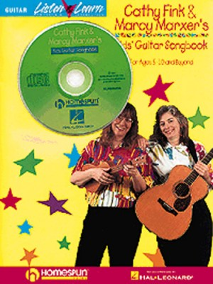 Cathy Fink_Marcy Marxer: Cathy Fink And Marcy Marxer's Kids' Guitar Songboo