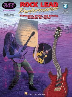 Danny Gill_Nick Nolan: Rock Lead Performance