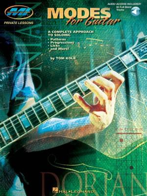 Tom Kolb: Modes For Guitar