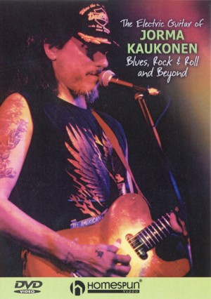 The Electric Guitar Of Jorma Kaukonen Product Image