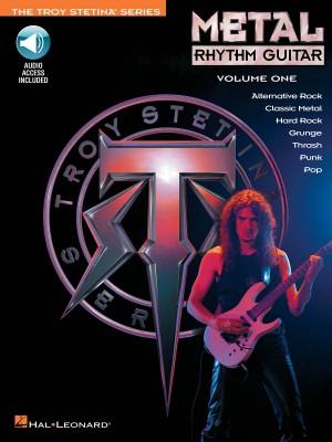 Metal Rhythm Guitar Vol.I