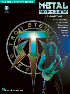 Metal Rhythm Guitar Vol. 2