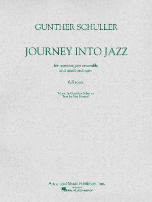 Gunther Schuller: Journey Into Jazz (Score)