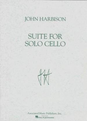 John Harbison: Suite for Solo Cello