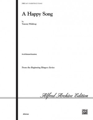 Tammy Waldrop: A Happy Song