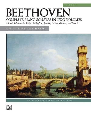 Ludwig van Beethoven: Sonatas, Volume 2