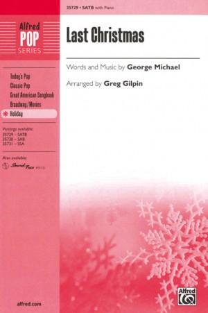 George Michael: Last Christmas SATB
