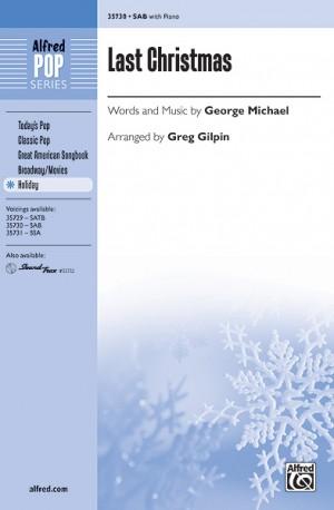 George Michael: Last Christmas SAB