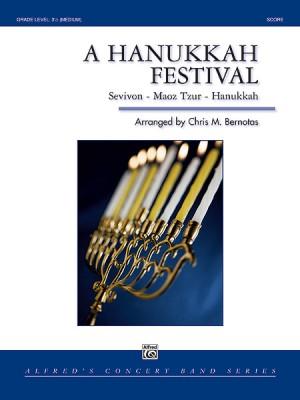 Chris Bernotas/Chris M. Bernotas: A Hanukkah Festival