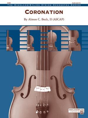 Almon C. Bock II: Coronation