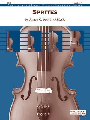 Almon C. Bock II: Sprites