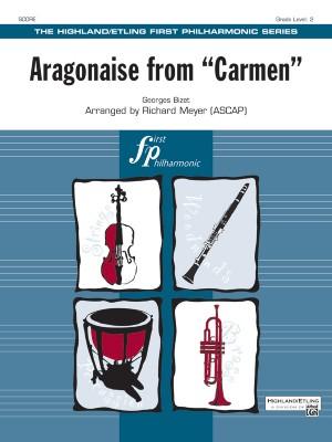 Georges Bizet: Aragonaise from Carmen
