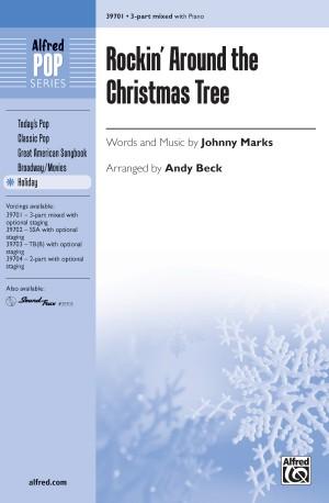 Johnny Marks: Rockin' Around the Christmas Tree 3-Part Mixed