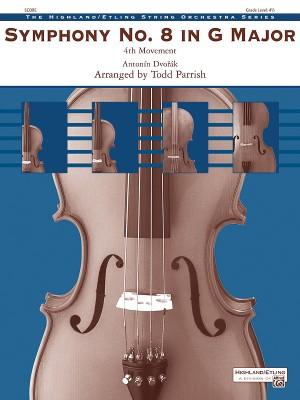 Antonín Dvorák: Symphony No. 8 in G Major