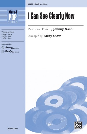 Johnny Nash: I Can See Clearly Now SAB