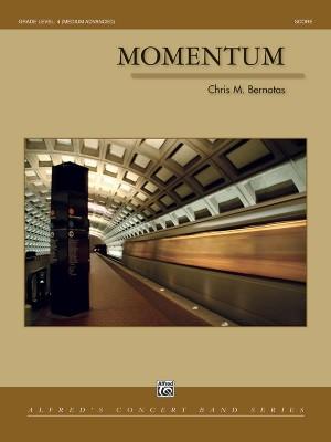 Chris M. Bernotas: Momentum
