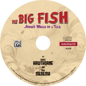 Grace Hawthorne/Ken Medema: The Big Fish