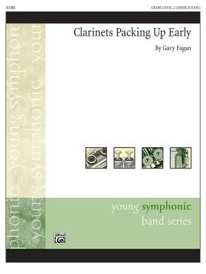 Gary Fagan: Clarinets Packing Up Early