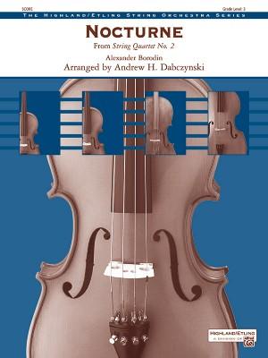 Alexander Borodin: Nocturne (from String Quartet No. 2)