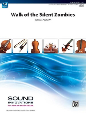 Bob Phillips: Walk Of The Silent Zombies