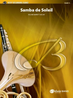 Roland Barrett: Samba De Soleil