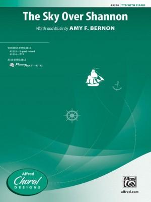 Amy F. Bernon: The Sky Over Shannon TTB