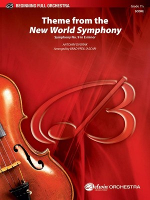 Antonín Dvorák: New World Symphony, Theme from the