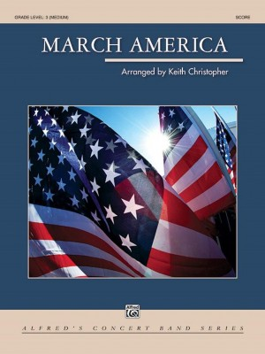 Keith Christopher: March America