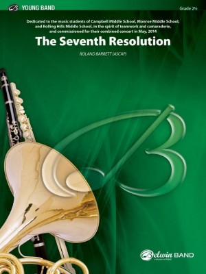 Roland Barrett: The Seventh Resolution