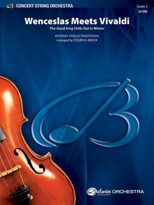 Antonio Vivaldi: Wenceslas Meets Vivaldi