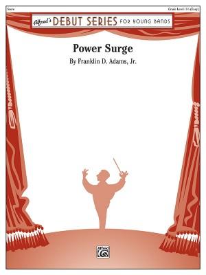 Franklin D. Adams, Jr.: Power Surge