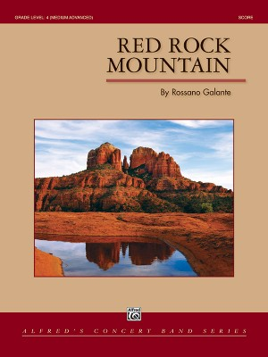 Rossano Galante: Red Rock Mountain