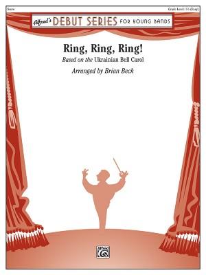 Brian Beck: Ring, Ring, Ring!