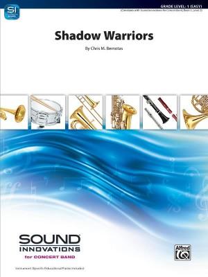 Chris M. Bernotas: Shadow Warriors