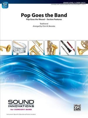 Chris M. Bernotas: Pop Goes the Band