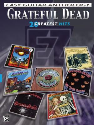 Grateful Dead: Easy Guitar Anthology