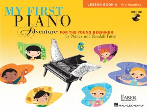 Nancy Faber_Randall Faber: My First Piano Adventure - Lesson Book A
