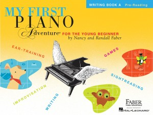 Nancy Faber_Randall Faber: My First Piano Adventure - Writing Book A