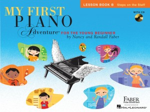 Nancy Faber_Randall Faber: My First Piano Adventure - Lesson Book B
