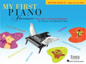 Nancy Faber_Randall Faber: My First Piano Adventure - Writing Book B