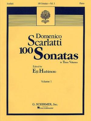 Domenico Scarlatti: 100 Sonatas Volume 1