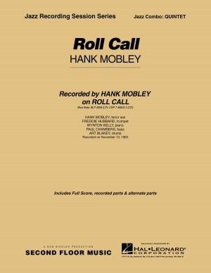 Hank Mobley: Roll Call Product Image