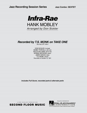 Hank Mobley: Infra-Rae