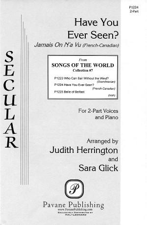 Judith Herrington_Sara Glick: Have You Ever Seen?
