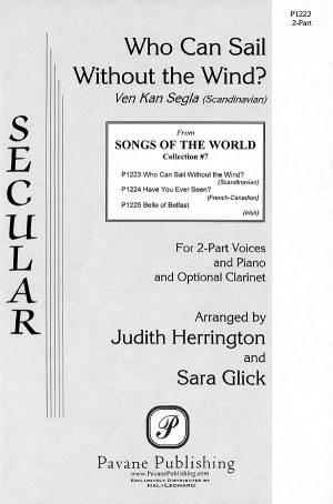 Judith Herrington_Sara Glick: Who Can Sail Without the Wind?