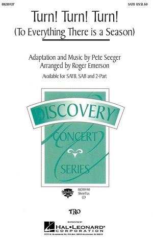 Pete Seeger: Turn, turn, turn