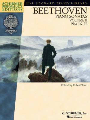 Ludwig Van Beethoven: Piano Sonatas - Volume 2 (Nos. 16-32) (Schirmer Performance Edition)