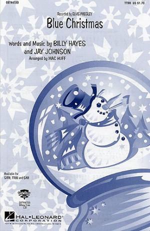 Blue Christmas (TTBB)